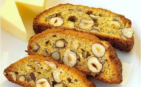 Кето-печенье Бискотти из миндальной муки