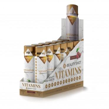 Купить B-комплекс с магнием и витамином C / 12 шт