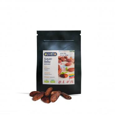 Какао-бобы цельные, обжаренные, Колумбия, 50 г
