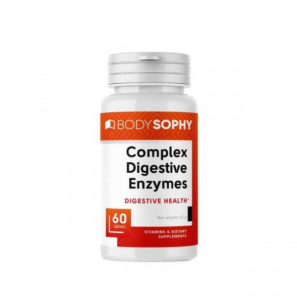 Купить Комплекс пищеварительных ферментов, 60 таблеток