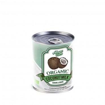 Купить Органическое кокосовое молоко Ahya, 400 мл
