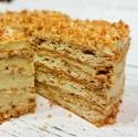 Торт Медовый без мёда