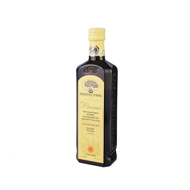Оливковое масло Primo D.O.P. Extra Vergine Frantoi Cutrera, 250 мл