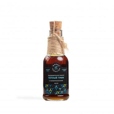 Купить Сыродавленное масло Чёрный тмин с полипренолами, 100 мл